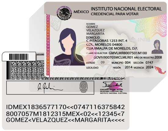 Credencial - Instituto Nacional Electoral. trámite de tu Credencial para Votar