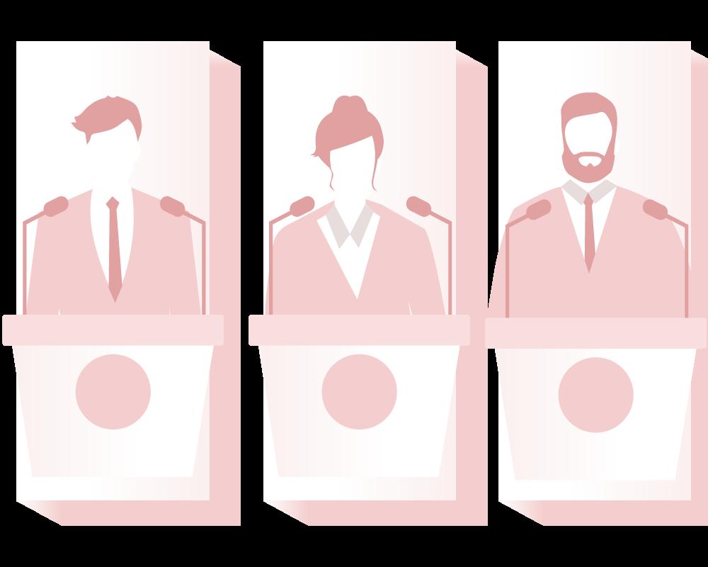 Principales obligaciones como Candidato(a)