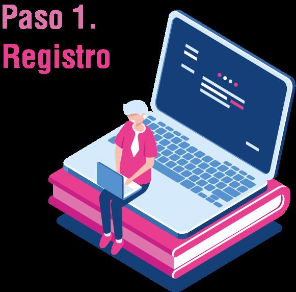 Material de apoyo para la etapa de registro e inscripción
