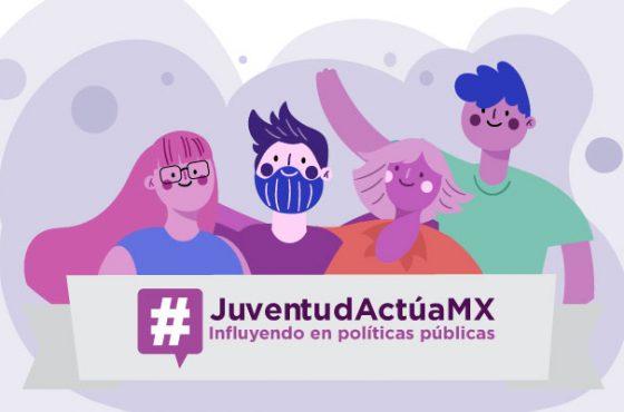 #JuventudActúaMX