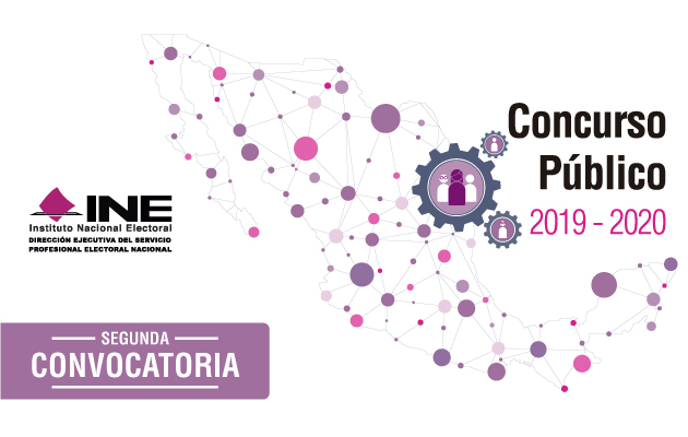 Segunda Convocatoria SPEN del Concurso Público 2019-2020
