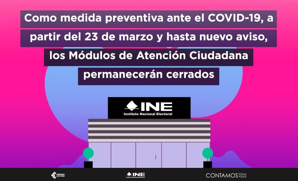 Módulos de atención ciudadana COVID-19