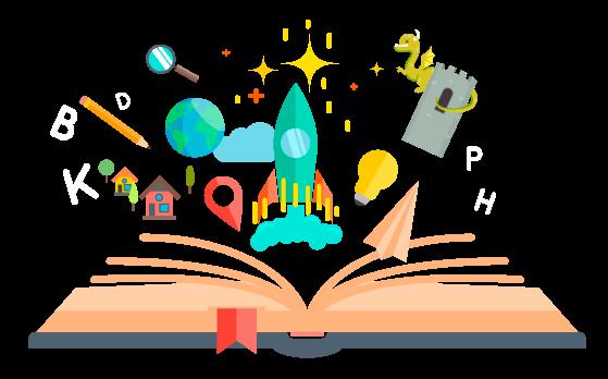 Lee en línea las publicaciones para niños de la Colección Árbol