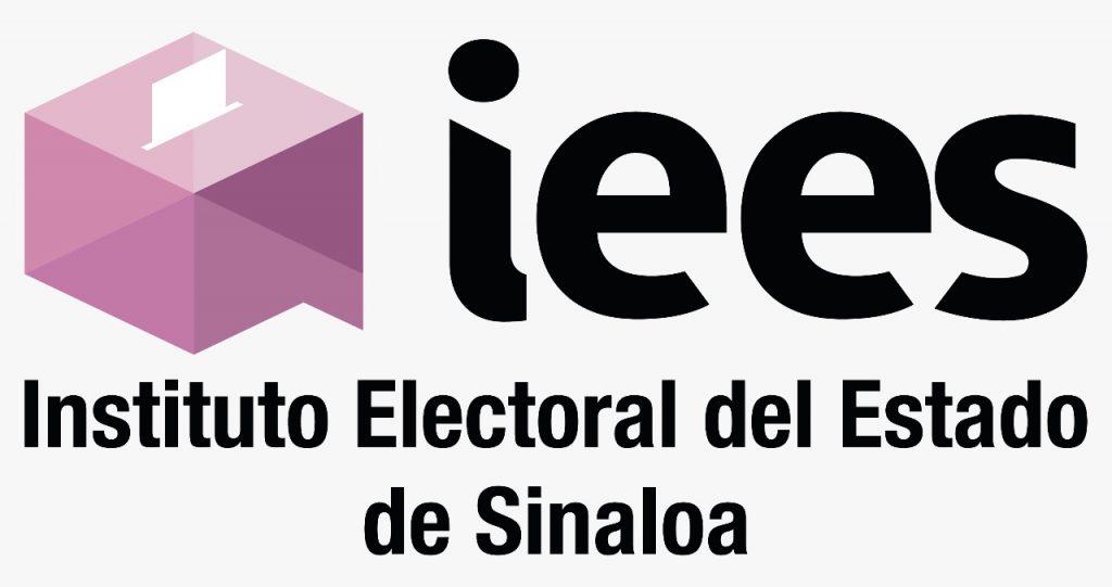 Logo Instituto Electoral del Estado de Sinaloa