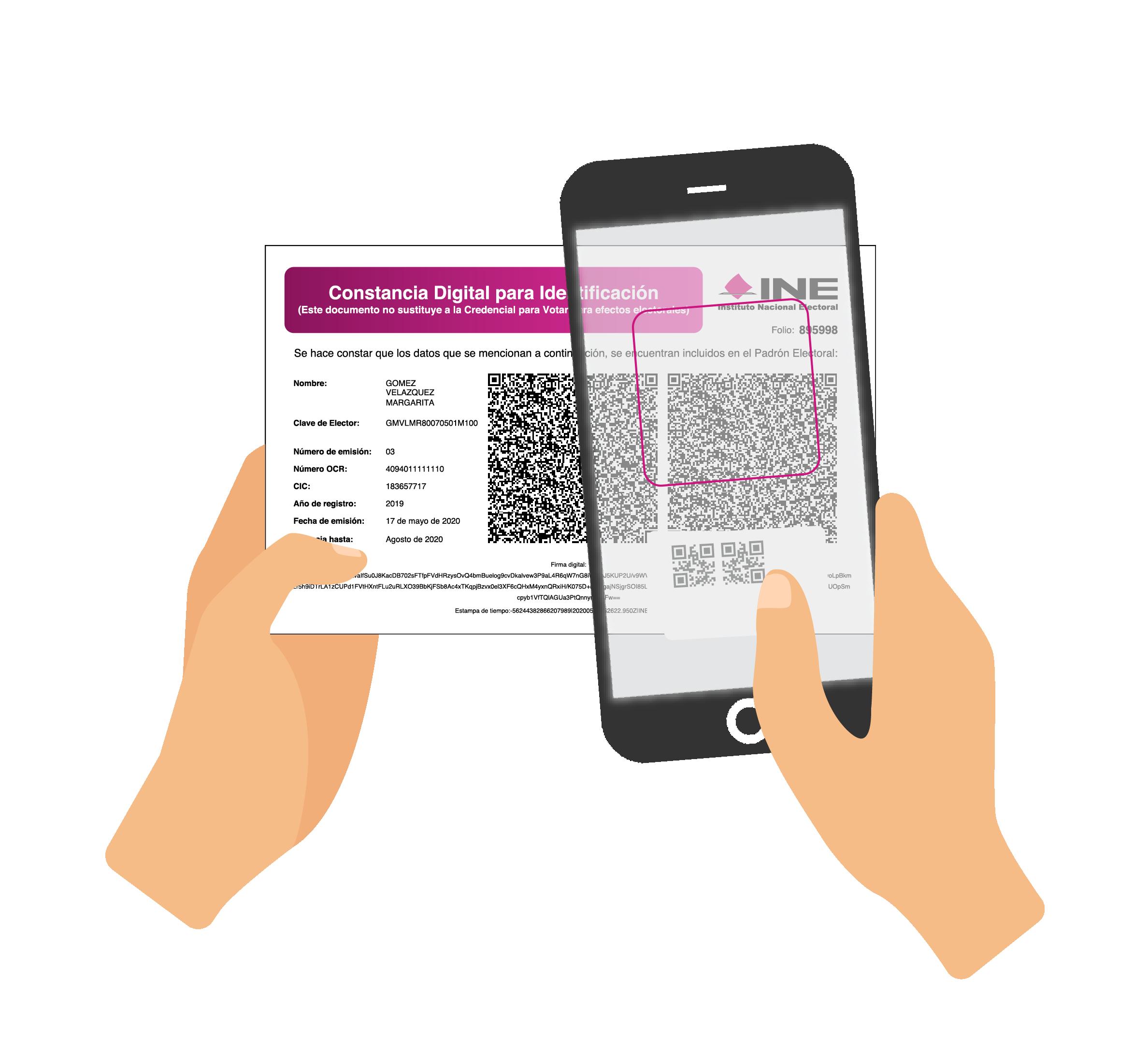 APP Validación de Constancias Digitales