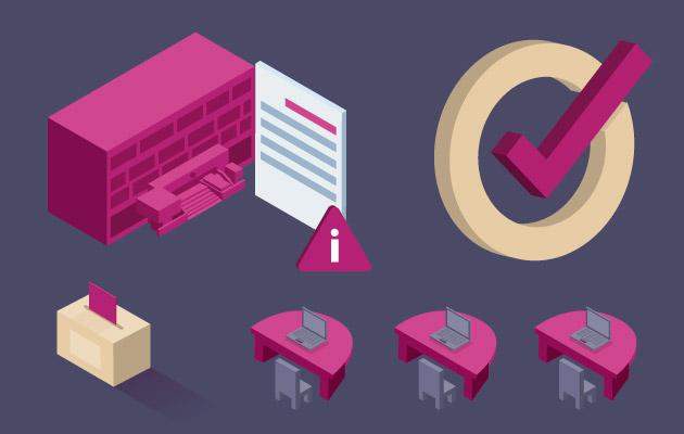 Protocolos para la atención de riesgos materializados de los procesos electorales