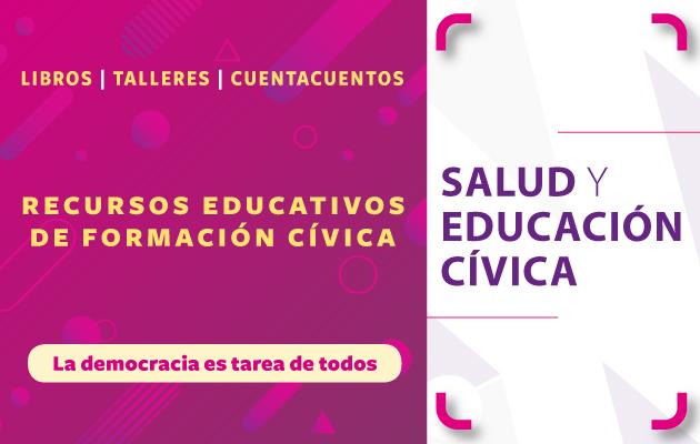Recursos educativos de formación cívica
